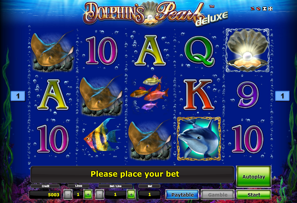 Dolphins Pearl Deluxe Free Slot online - ohne Anmeldung