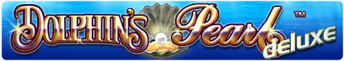 dolphins-pearl-deluxe-slot-logo